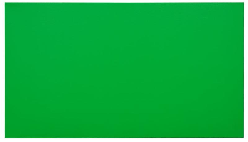 Untitled relief from the series 16:9 (Green)