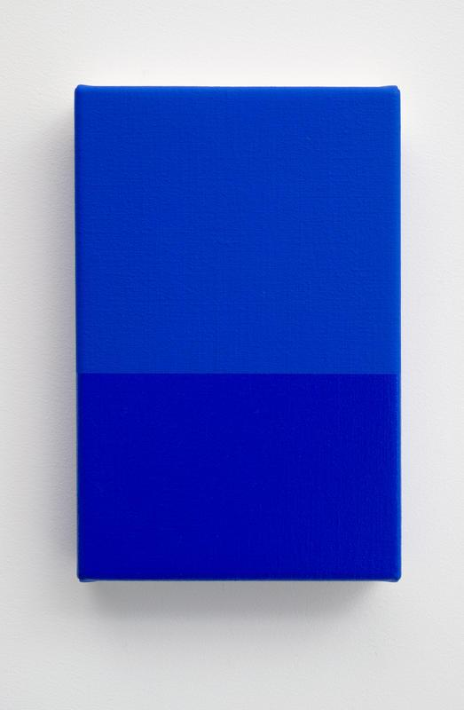 Untitled 230 x 152 (Cobalt Blue)