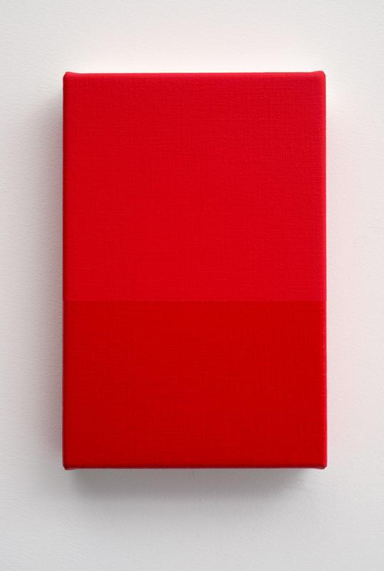 Untitled 230 x 152 (Cadmium Red)