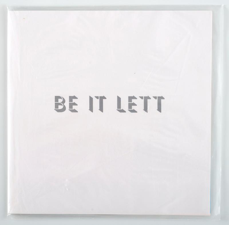 Be It Lett