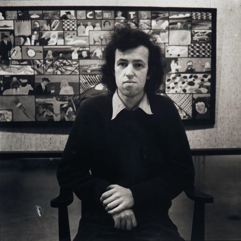Jeffrey Harris 1975