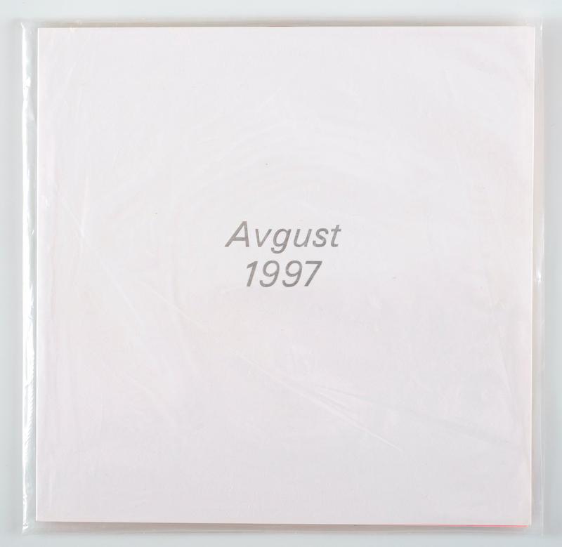 Avgust 1997