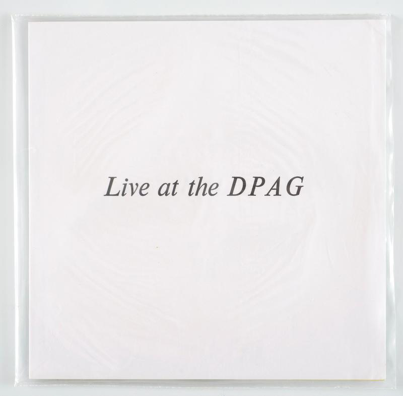 Live at the DPAG