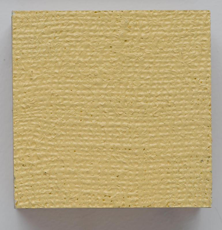 Block Painting: Cream Monochrome