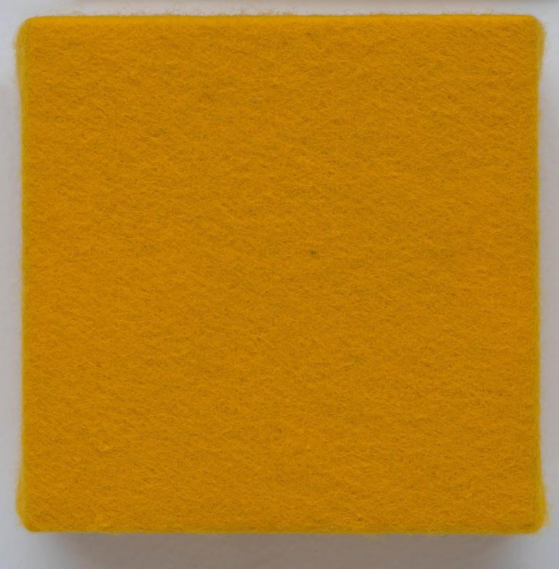 Block Painting: Yellow Monochrome