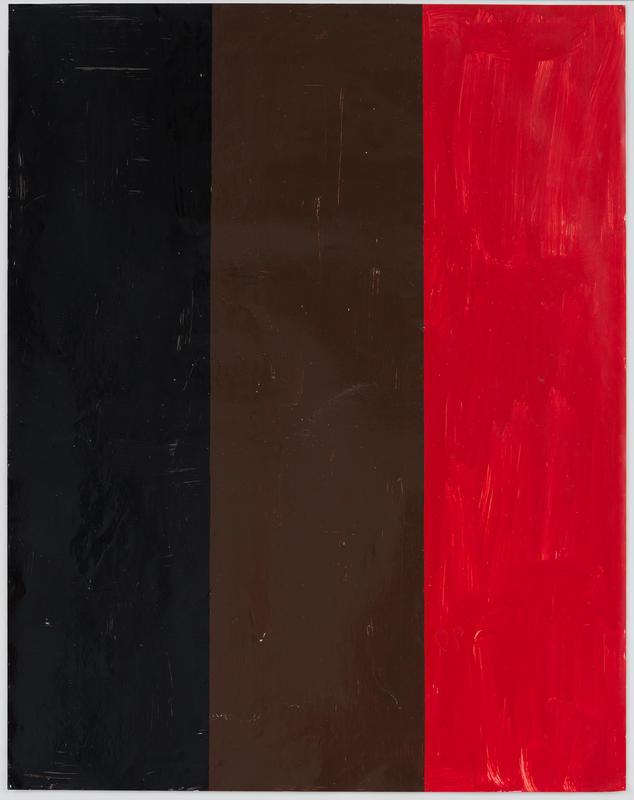 Black, Brown, Red Tricolour