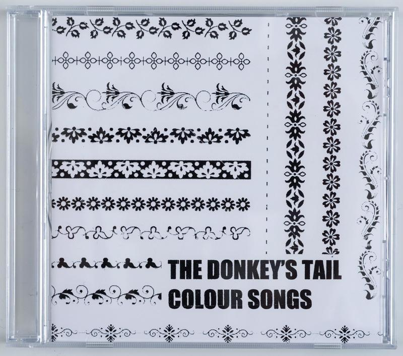 The Donkey's Tail Colour Songs