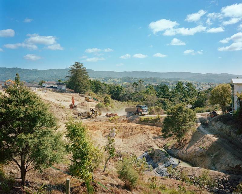 Land Development Beside Waikumete Cemetery