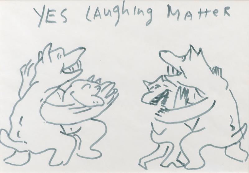 Yes Laughing Matter