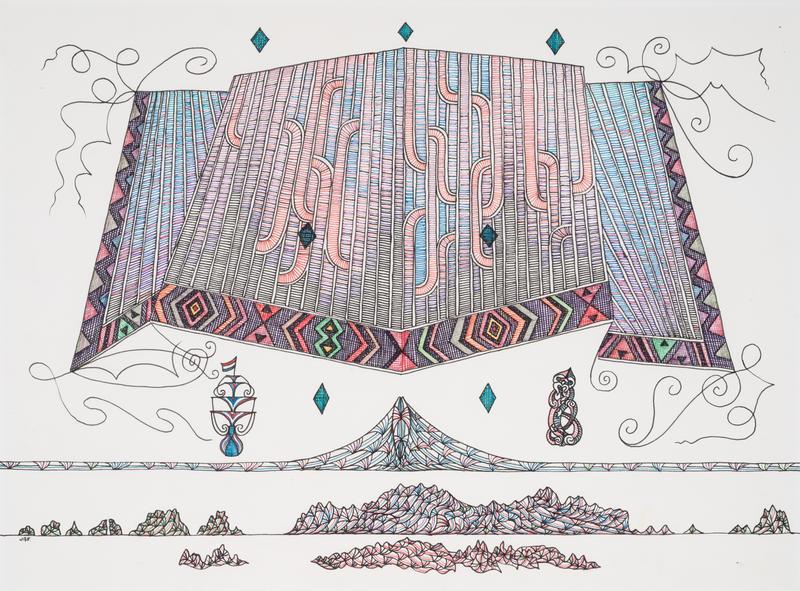 Taranaki and the Three Kings