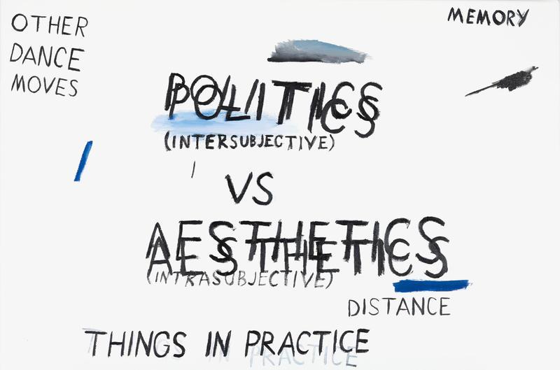Politics vs aesthetics