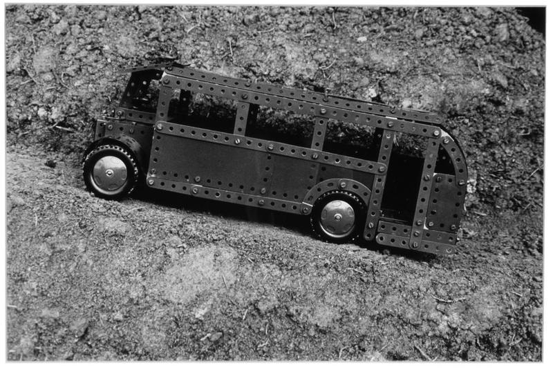 The Meccano Bus