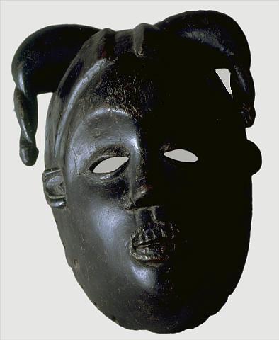 Ibibio Wood Mask