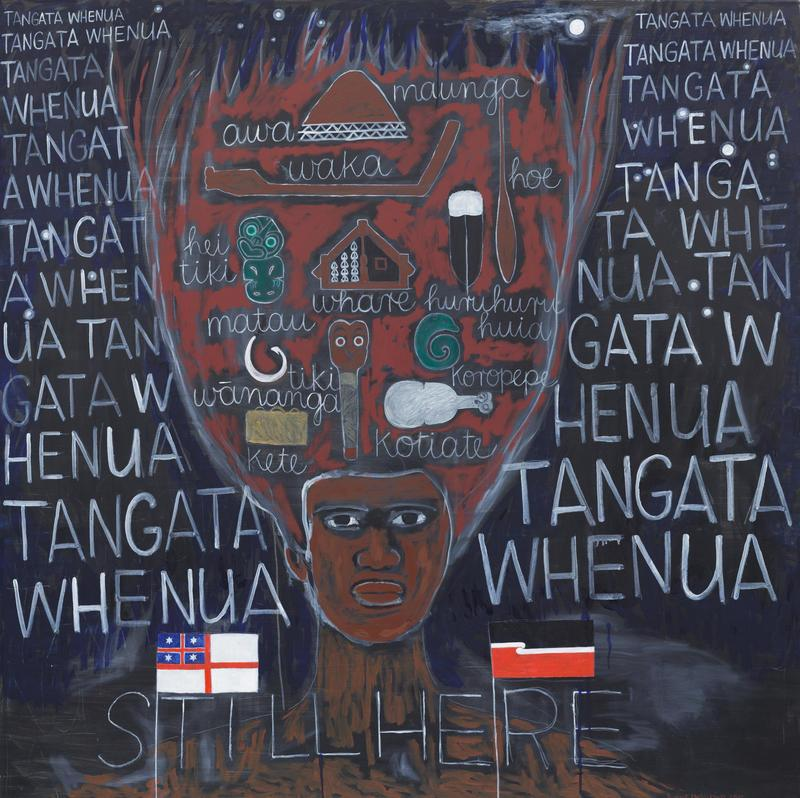 Tangata Whenua (Still Here)