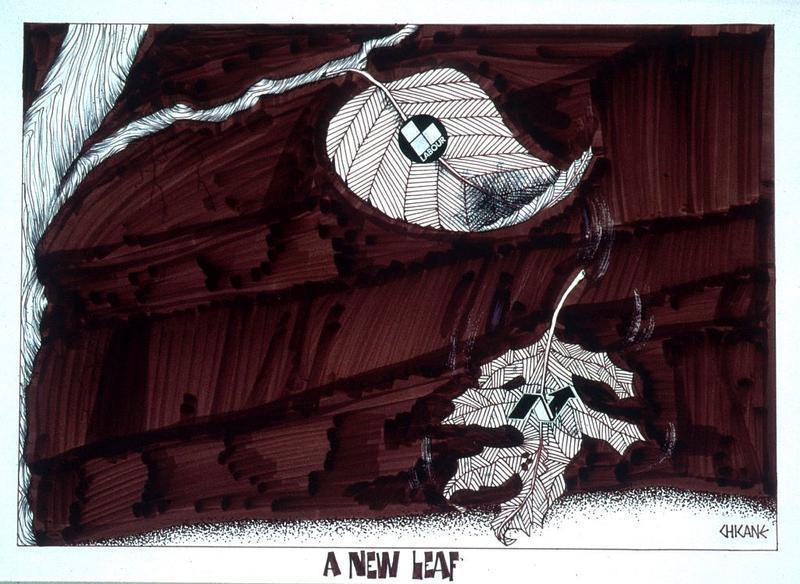 """""""A New Leaf"""""""