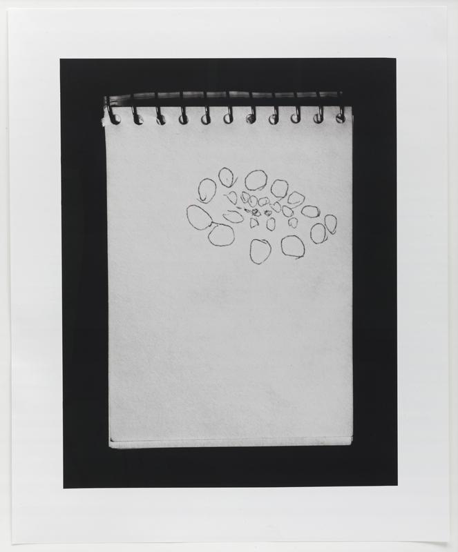 Leo's Sketchbook: Richard Long, Sea Lava Circles