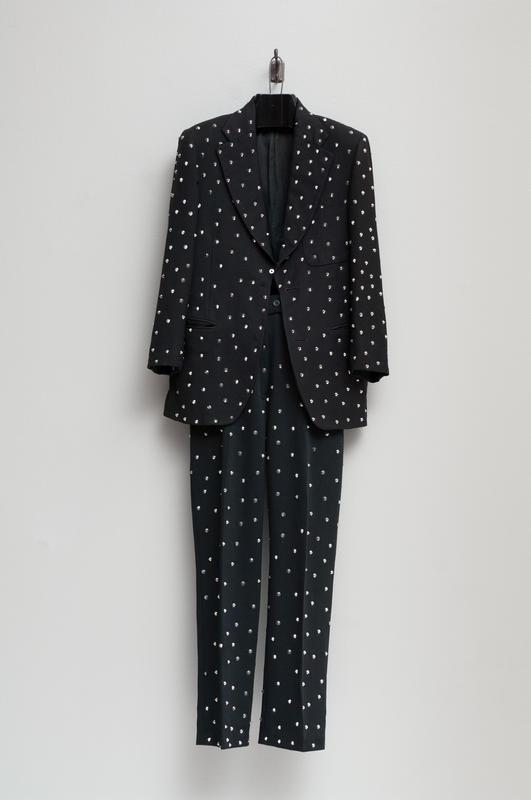 Untitled (Studded Suit)