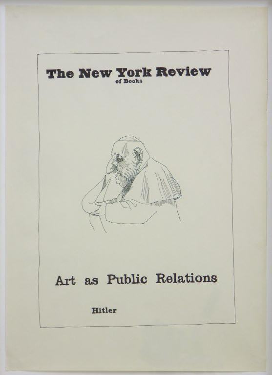 Untitled (Art as Public Relations)