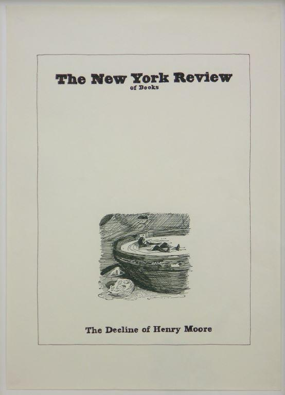 Untitled (The Decline of Henry Moore)