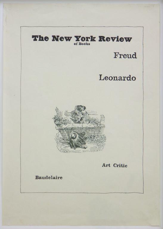 Untitled (Freud/Leonardo)