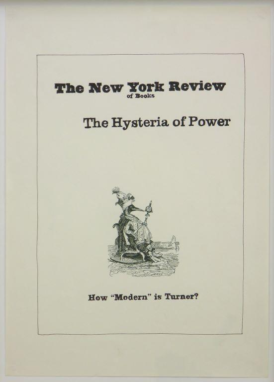 Untitled (The Hysteria of Power)