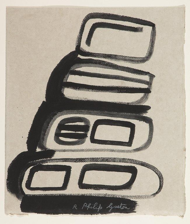 A Philip Guston [2]